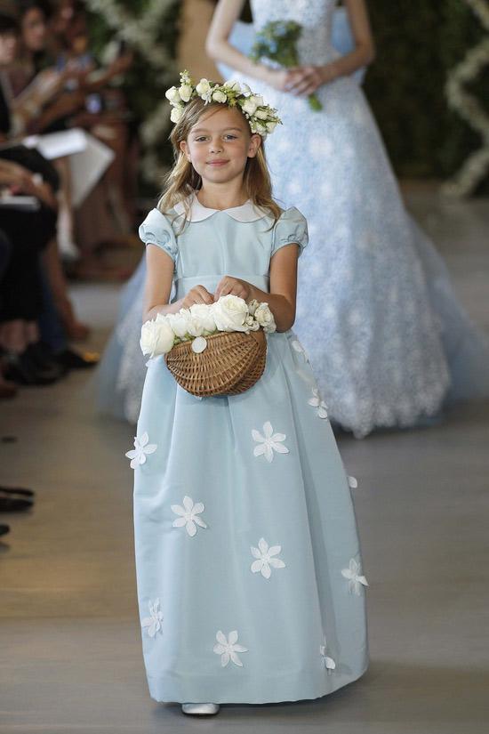 Năm 2013, cô dâu mặc gì? - 33