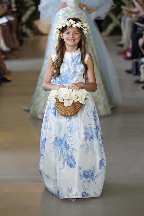 Năm 2013, cô dâu mặc gì? - 36