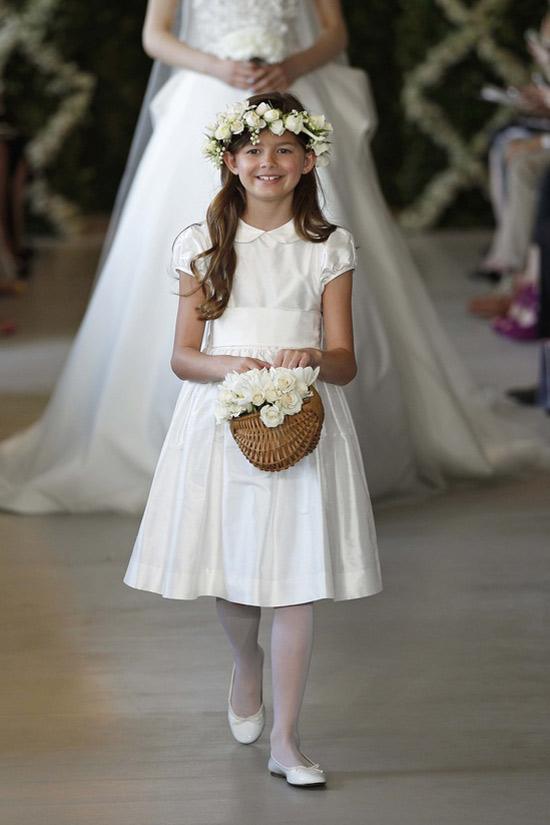 Năm 2013, cô dâu mặc gì? - 38