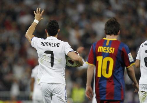 Tự truyện Ronaldo (P5): Trời sinh Ronaldo, sao còn sinh Messi - 2