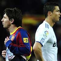 Tự truyện Ronaldo (P5): Trời sinh Ronaldo, sao còn sinh Messi