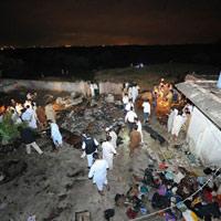 Máy bay rơi ở Pakistan, 122 người thiệt mạng