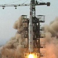 Trung, Triều hội đàm sau vụ phóng tên lửa