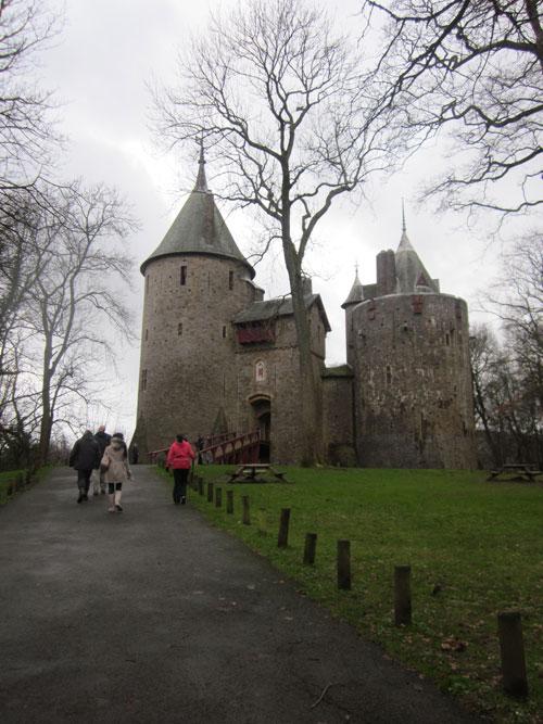 Về thăm ngôi làng bình yên ở xứ Wales - 6