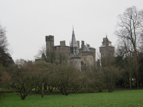 Về thăm ngôi làng bình yên ở xứ Wales - 12