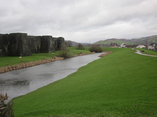 Về thăm ngôi làng bình yên ở xứ Wales - 8