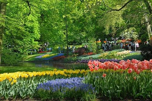 10 khu vườn đẹp đến mê mẩn trên thế giới - 3