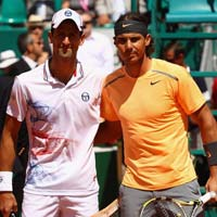 Djokovic - Nadal: Thảm bại (Video tennis, chung kết Monte-Carlo Masters 2012)