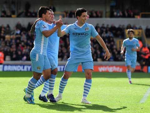 Wolves - Man City: Quyết chiến vì 3 điểm - 1