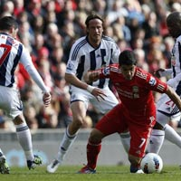 Liverpool - West Brom: Cuc bo th ngt ngo