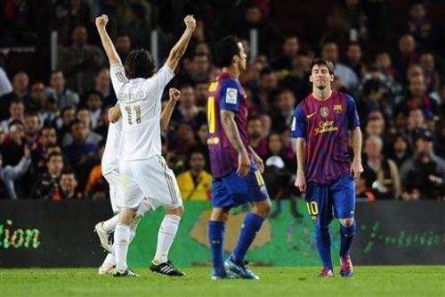 Real: Xong Barca, giờ là Bayern! - 1
