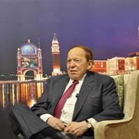 Trò chuyện với tỷ phú Mỹ Adelson