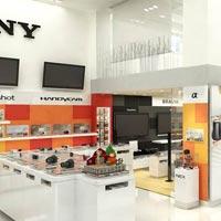 Showroom Sony dành riêng cho khách hàng sành điệu