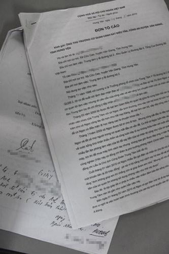 Giám đốc trong clip ân ái gửi đơn tố cáo - 1