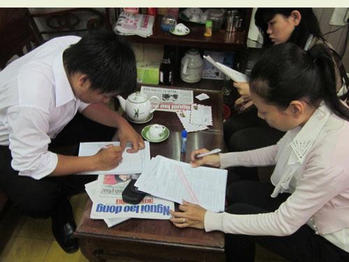 Lượng hồ sơ dự thi ĐH, CĐ giảm mạnh - 1
