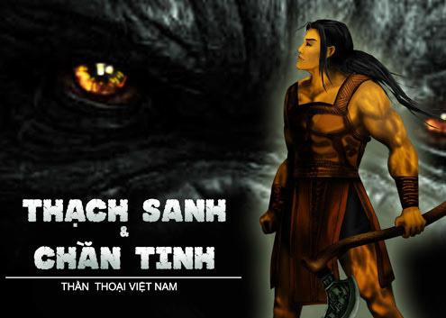Thạch Sanh - Phim 3D cổ trang Việt, Phim, thach sanh, thach sanh 3d, do quang hai au, le phi cascadeur, anh hung, phim 3d viet, phim co trang viet, phim than thoai, phim