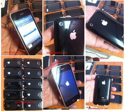 """Người dân """"đổ xô"""" đi mua Blackberry & Iphone! - 5"""