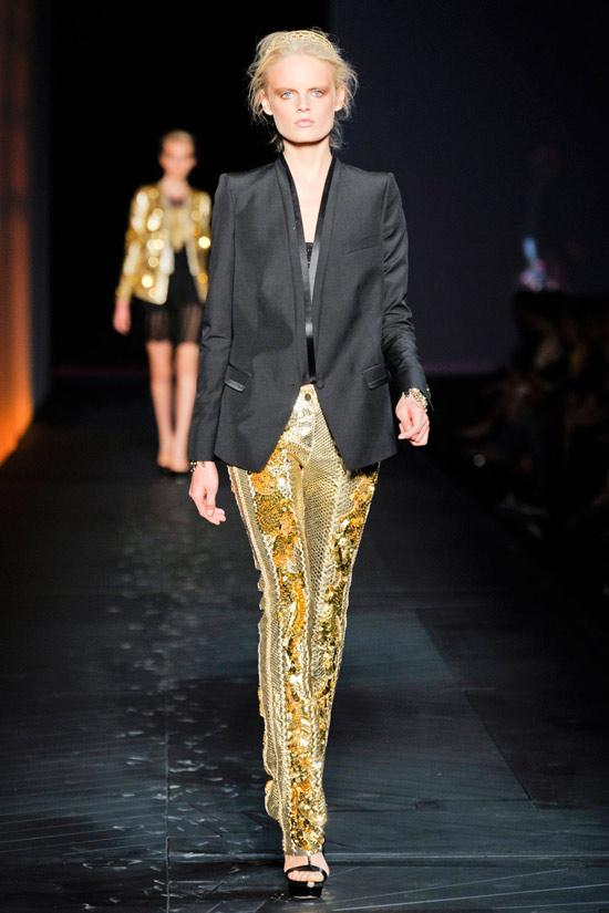 Ánh kim vàng làm chủ xu hướng năm 2012 - 4