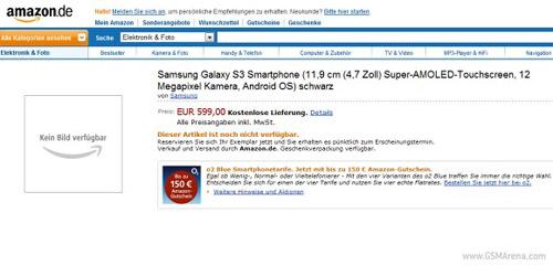 Samsung Galaxy S3 có giá 789 USD - 1