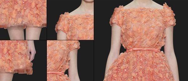 Váy Hồ Ngọc Hà đụng kiểu dáng Elie Saab - 4
