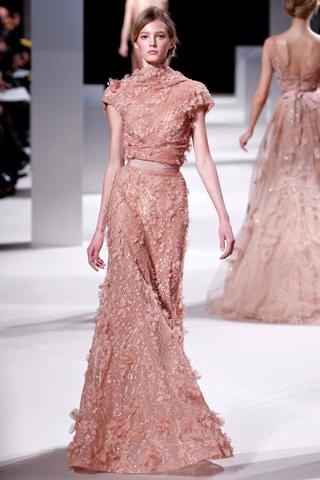 Váy Hồ Ngọc Hà đụng kiểu dáng Elie Saab - 5