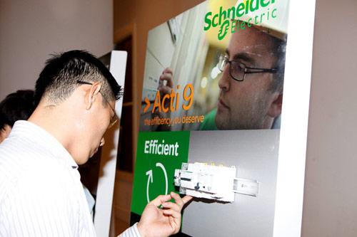 Schneider Electric ra mắt Acti 9 - 2