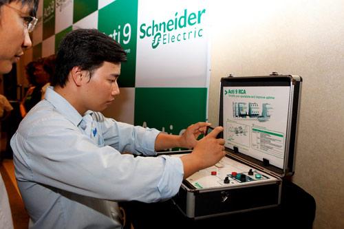 Schneider Electric ra mắt Acti 9 - 3