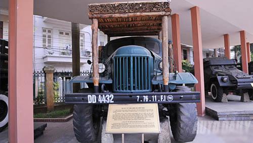 """Ngắm dàn xe """"siêu độc"""" của quân đội Việt Nam - 12"""