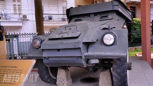 """Ngắm dàn xe """"siêu độc"""" của quân đội Việt Nam - 16"""