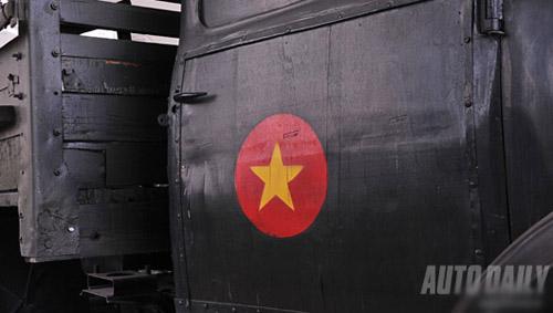 """Ngắm dàn xe """"siêu độc"""" của quân đội Việt Nam - 7"""