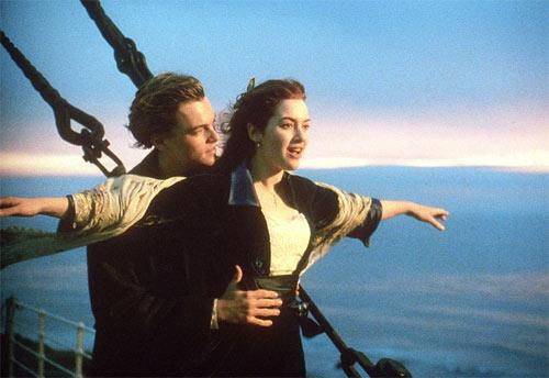 Titanic 3D tung trailer hoành tráng - 1