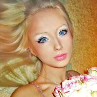 Người đẹp nước Nga giống hệt búp bê