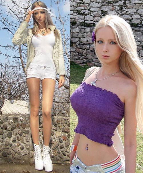 Người đẹp nước Nga giống hệt búp bê - 1