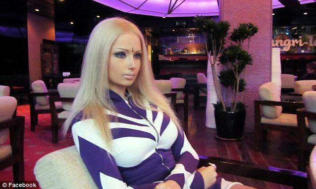 Người đẹp nước Nga giống hệt búp bê - 8