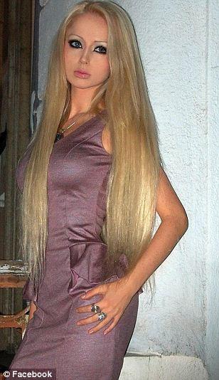 Người đẹp nước Nga giống hệt búp bê - 4