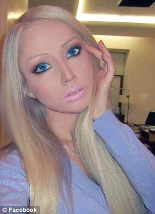 Người đẹp nước Nga giống hệt búp bê - 5