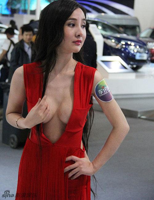 Sao Hoa ngữ ngày càng sa đà khoe ngực - 2