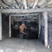 Lại sập hầm than, 2 người chết