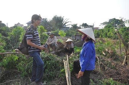 Hơn 160 hộ dân bị cưỡng chế thu hồi đất - 1
