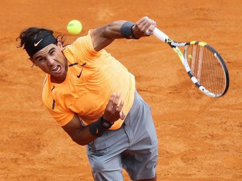 Đánh bại Djokovic ở Monte Carlo: Nadal có thuốc tiên - 1