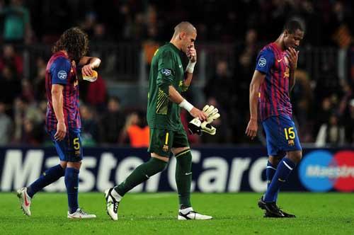 Xin đừng khóc cho tôi, Barca! - 1