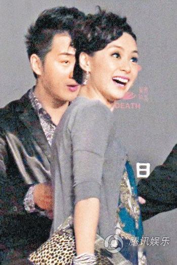 """Nữ ca sỹ Trung Quốc """"đãi mắt"""" khán giả - 9"""