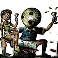 Tiếng cười bóng đá (1)