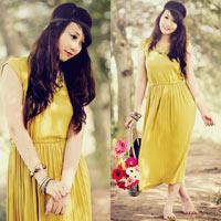Miss Teen Thu Hà dịu ngọt giữa chiều hạ
