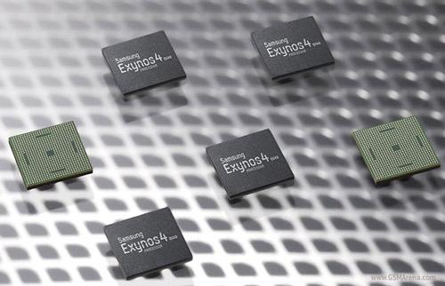 Samsung công bố CPU 4 nhân Exynos 4 Quad - 1