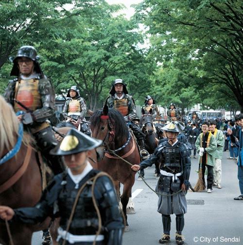 Du học Nhật Bản khám phá lễ hội Aoba tại Sendai - 1