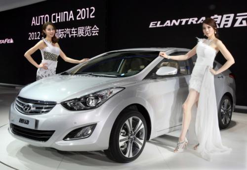 Hyundai Elentra:Trẻ trung, năng động - 1