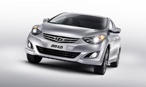 Hyundai Elentra:Trẻ trung, năng động - 4