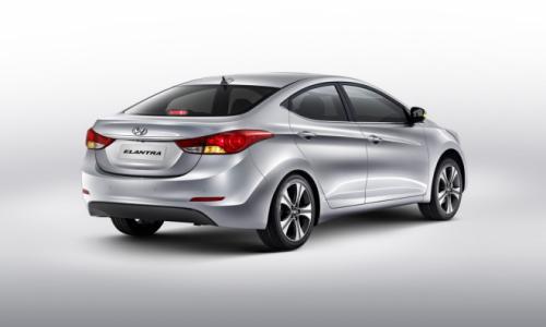 Hyundai Elentra:Trẻ trung, năng động - 5
