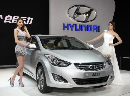 Hyundai Elentra:Trẻ trung, năng động - 6